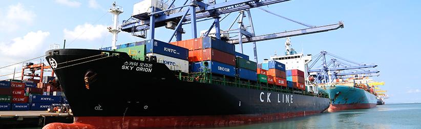 CK LINE (THAILAND) – Triple i Logistics Public Company Limited